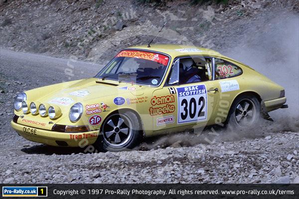1997 Scottish Historic Rally Photos