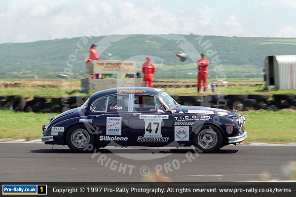 1997 Jaguar Classic Car Trophy Meeting