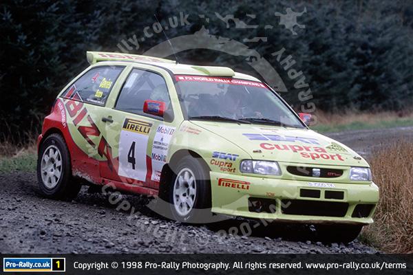 1998 Pirelli Rally