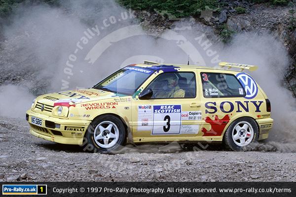 1997 Scottish Rally Photos