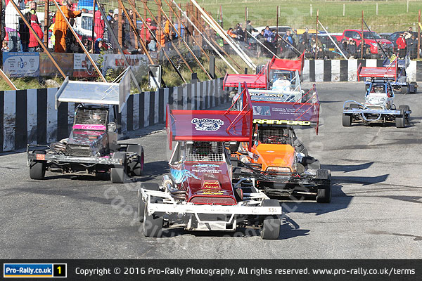 2016 Warton Stock Car Club Chequered Flag Meeting