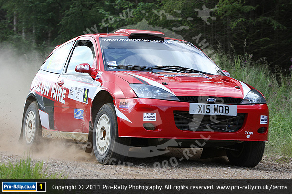 2011 Greystoke Stages