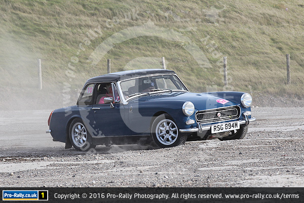 Solway Historic Rally