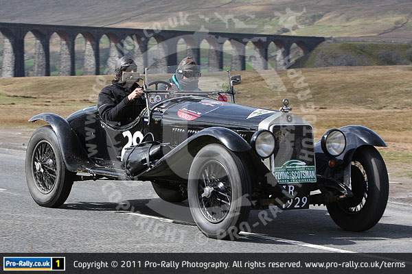 2011 Flying Scotsman Classic Reliability Trial