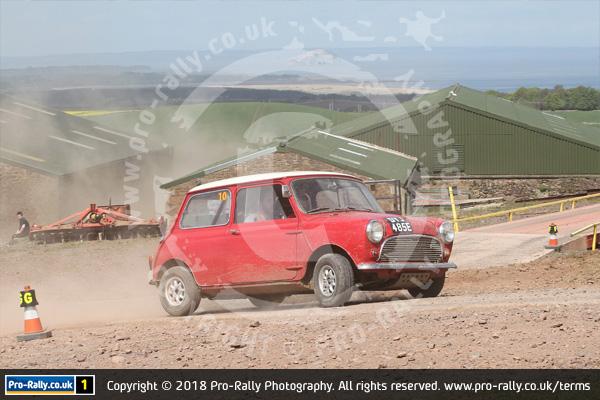 2018 Berwick Classic Rally