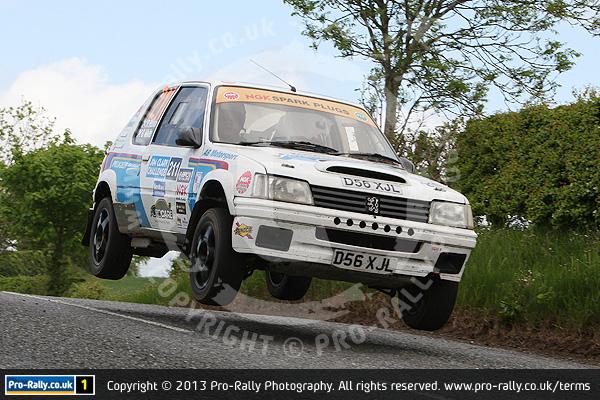2013 Jim Clark Challenge Rally