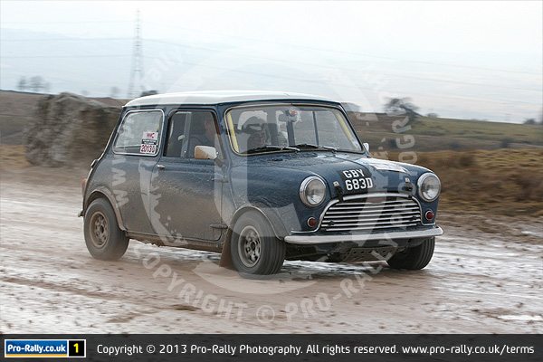 2013 Devil's Own Classic Rally