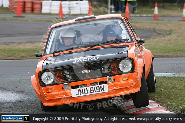 2009 Roskirk Stages