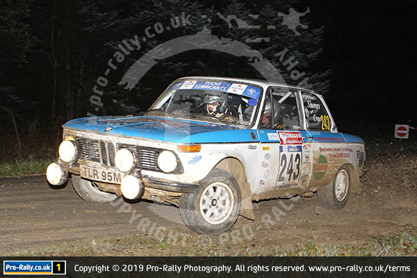 2019 Trackrod Historic Cup & Land Rover Challenge