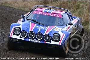 2008 Pirelli Historic Rally