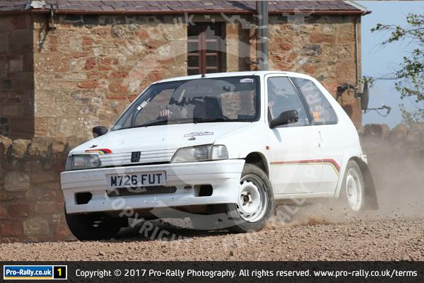 2017 Berwick Targa Rally