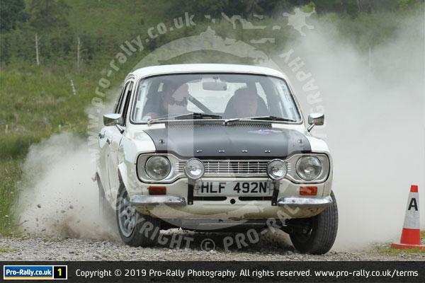 2019 Lake District Classic & Targa Rally