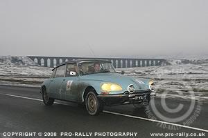 2008 LeJog Rally