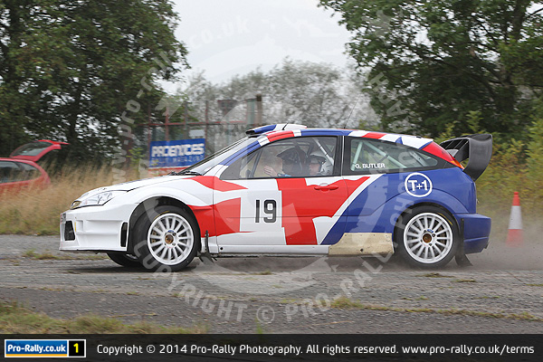 2014 Heroes Stages Rally
