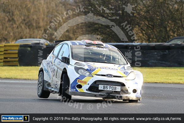 2019 Christmas Stages Rally