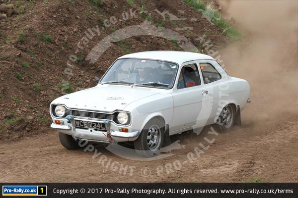 2017 Berwick Classic Rally