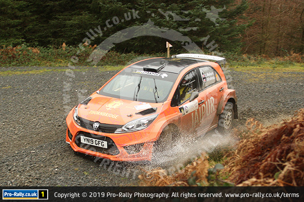 2019 Grizedale Stages Rally