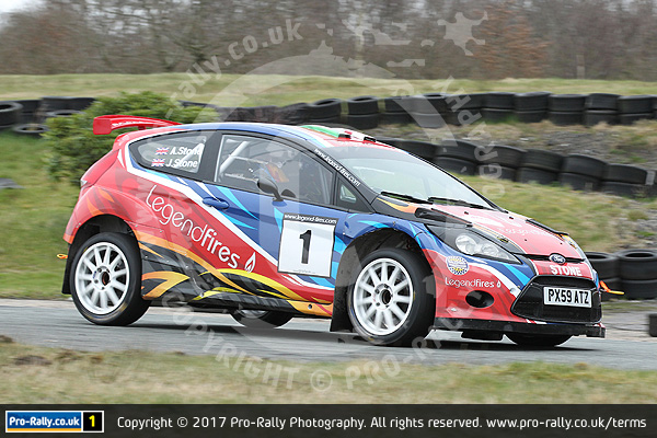 2017 Roskirk Stages