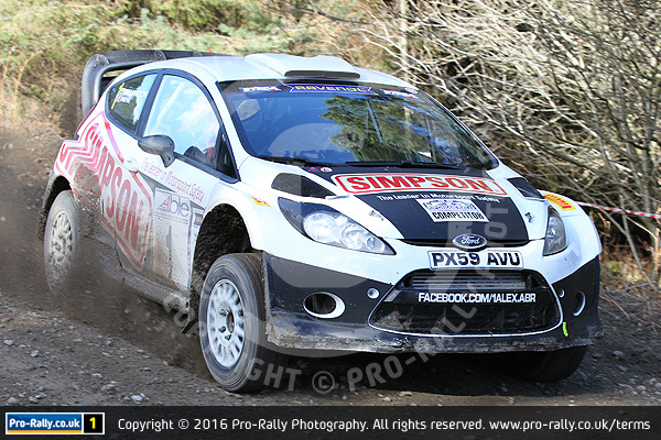 2016 Riponian Stages Rally