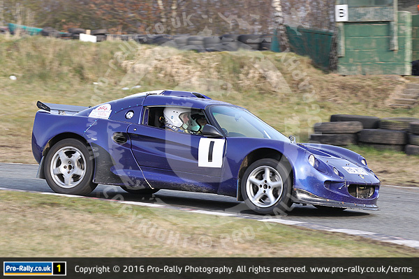 2016 Roskirk Stages