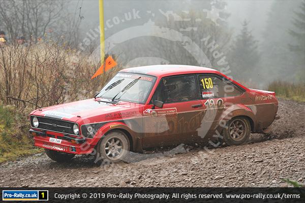 2019 Roger Albert Clark Clubmans Rally