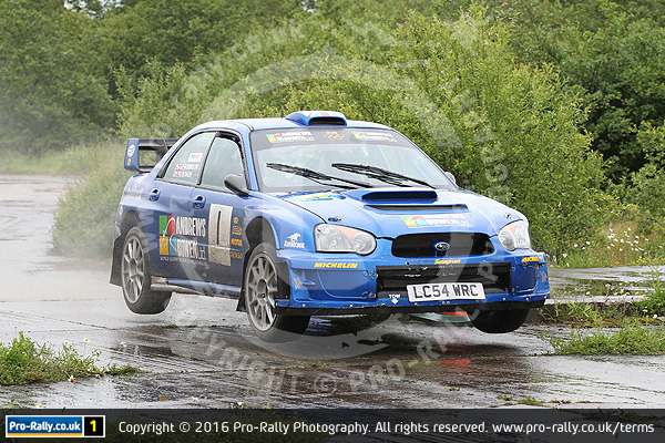 2016 Keith Frecker Memorial Weeton Stages