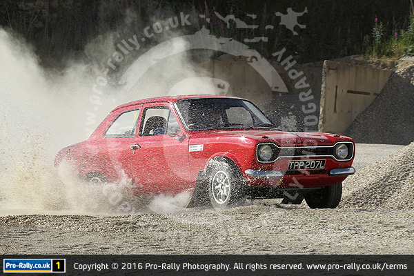 2016 St. Wilfrids Classic Rally