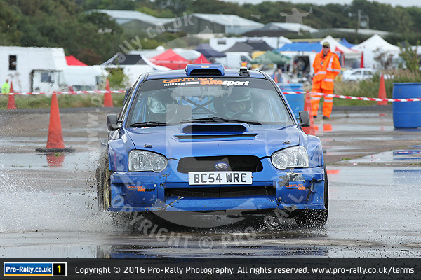2016 Heroes Stages Rally