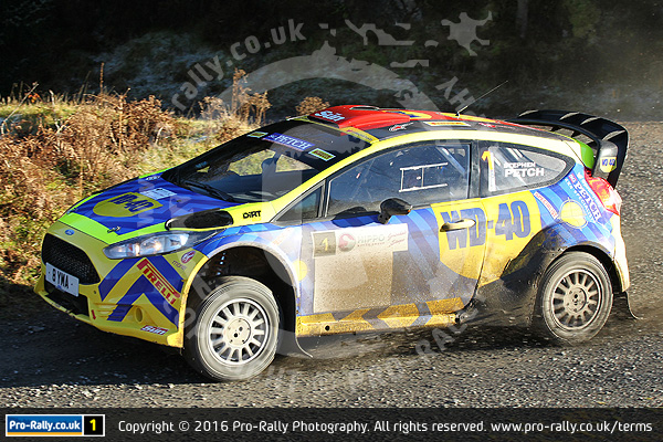 2016 Grizedale Stages Rally
