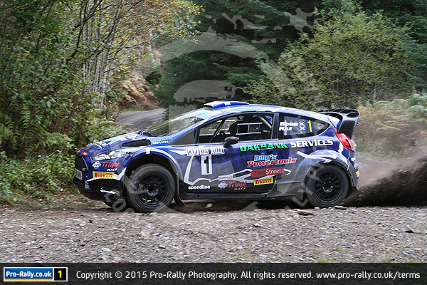 2015 Cambrian Rally
