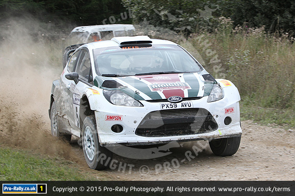 2015 Trackrod Forest Stages