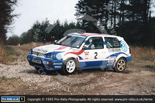 1995 North Humberside Rally