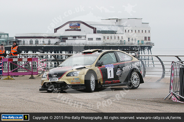 2015 North West Stages
