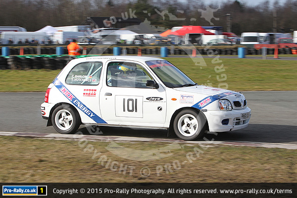2015 Roskirk Junior Stages