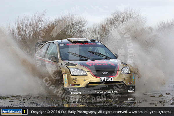 2014 North West Stages