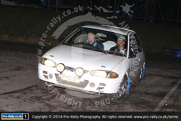 2014 Preston Regardless Road Rally