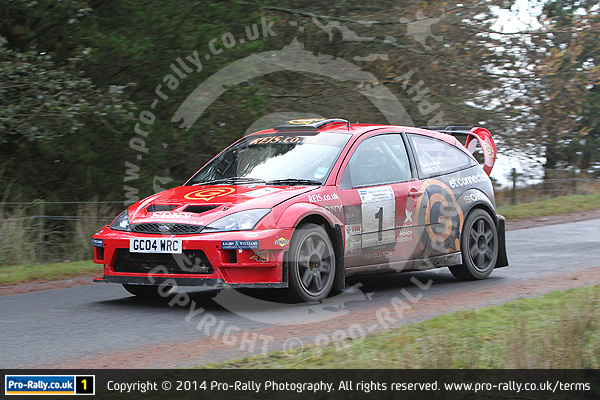 2014 Cheviot Keith Knox Rally