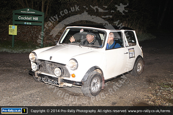 2014 Primrose Trophy Rally