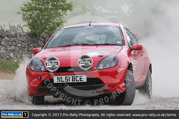 2014 Lake District Targa Rally