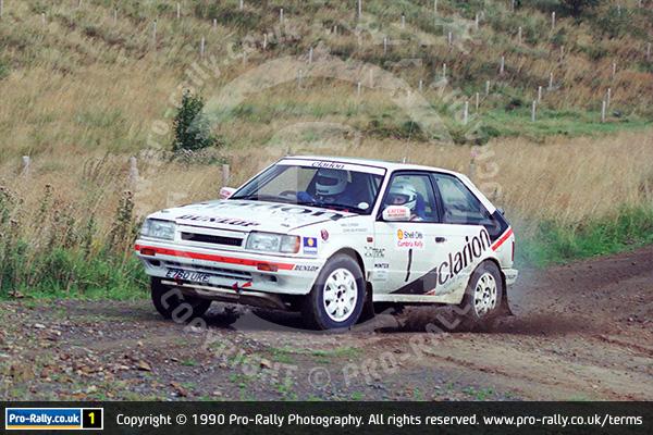 1990 Shell Oils Cumbria Rally