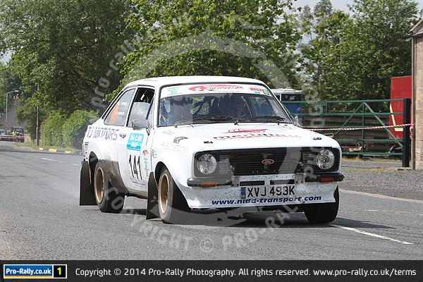 2014 Jim Clark Historic Rally