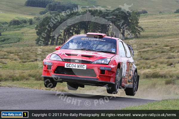 2013 Tyneside Stages Rally