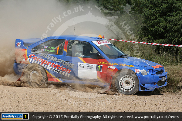 2013 Greystoke Stages