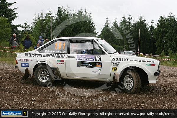 2013 RSAC Scottish Historic Rally