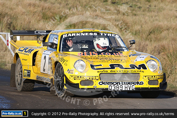 2012 Cheviot Stages