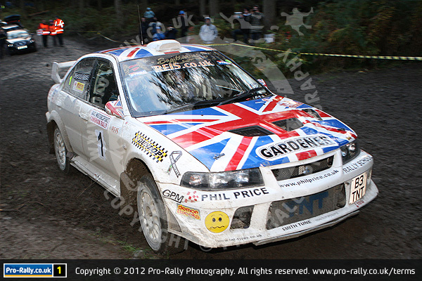 2012 Cambrian Rally
