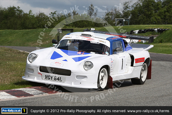 2012 Cetus Stages