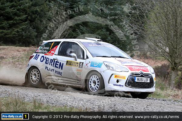 2012 Pirelli International Rally