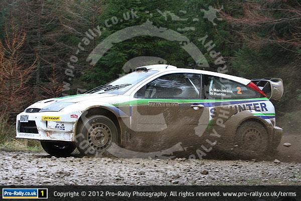 2012 Malcolm Wilson Rally