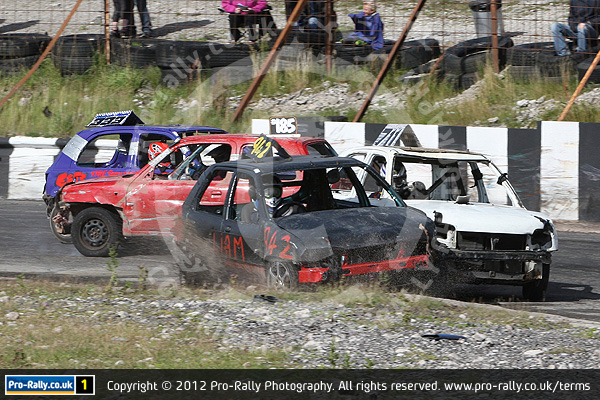 2012 Warton Stock Car Club Vale of Lune Trophy